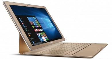 TechnoBlitz.it Samsung Galaxy Tab Pro S Gold Edition