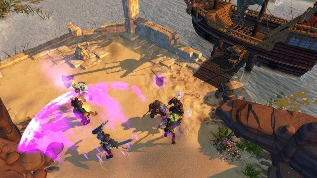 Ubisoft annuncia due nuovi Dlc per Champions of Anteria