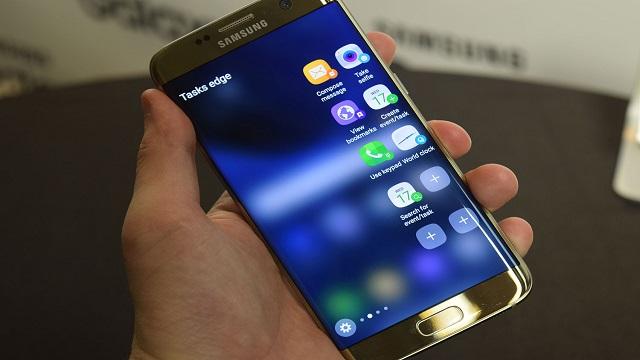 TechnoBlitz.it Samsung S7 Edge non riceverà Nougat nel Q1