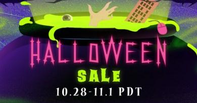 Halloween sconti videogiochi