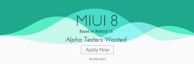 TechnoBlitz.it Xiaomi cerca Alpha tester per la nuova MIUI 8 con Android 7.0