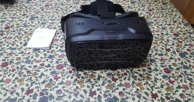 Recensione Aukey VR-03