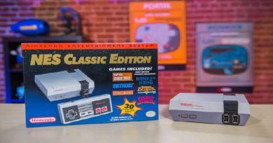 TechnoBlitz.it NES Classic Mini disponibile per L'acquisto a Natale