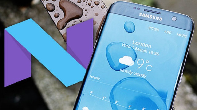 TechnoBlitz.it Ufficiale: Android Nougat su Samsung Galaxy S7