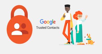 TechnoBlitz.it Google rilascia Contatti Fidati per android