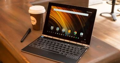 TechnoBlitz.it Lenovo: Yoga Book con Chrome OS nel 2017