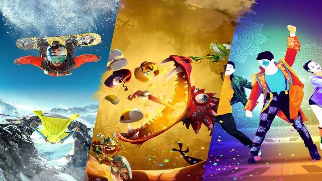 Nintendo Switch, ecco i titoli di Ubisoft