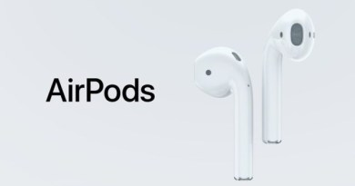 TechnoBlitz.it Apple ha brevettato i suoi AirPods già nel 2015