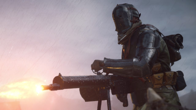TechnoBlitz.it Disponibile un nuovo aggiornamento per Battlefield 1