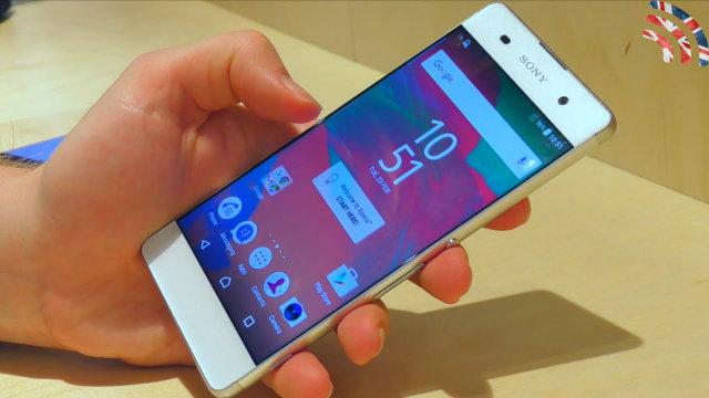 Sony Xperia XA (2017): prototipo comparso in un video