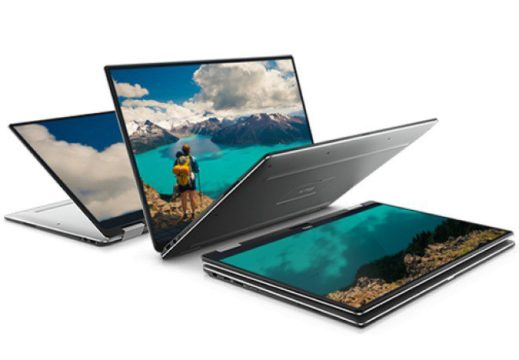 Dell pronta a lanciare un notebook 2 in 1 con cornici inesistenti