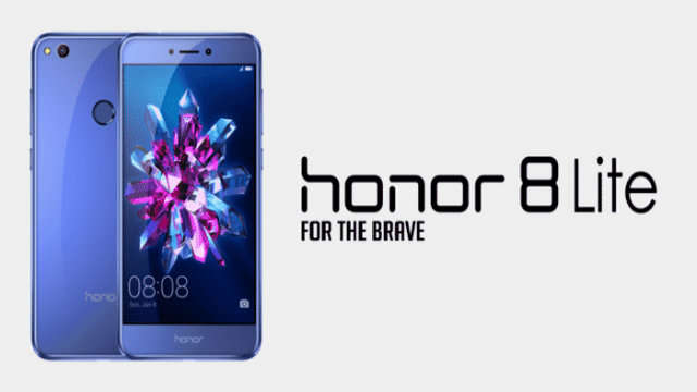 Honor 8 Lite è ufficiale, uscirà con Android Nougat