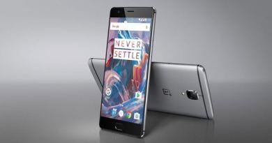 TechnoBlitz.it OnePlus 3T da 128 GB: 17 Febbraio, lo sbarco sul mercato indiano