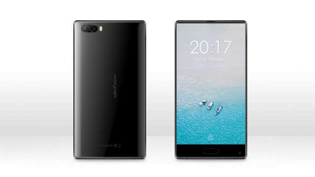 """TechnoBlitz.it Ulefone F1 sarà un """"bezel-less"""" come Xiaomi Mi Mix, Galaxy S8 e LG G6, ma probabilmente molto più economico"""