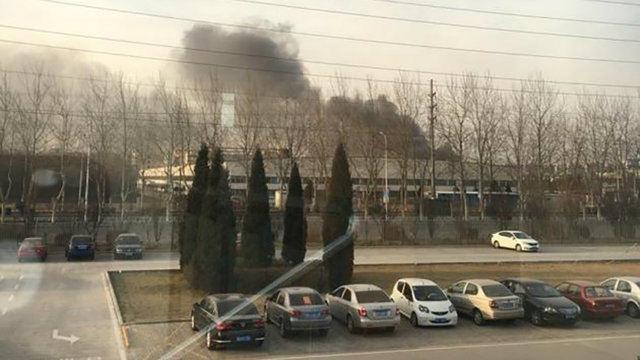 Samsung: fabbrica di batterie prende fuoco, di nuovo