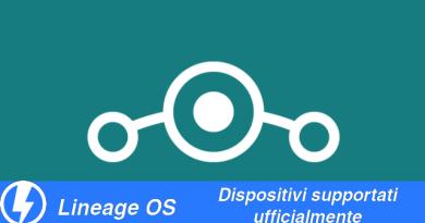 TechnoBlitz.it Lineage OS ufficiale: lista dispositivi supportati e download