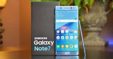 TechnoBlitz.it Samsung potrebbe rimettere in commercio i Galaxy Note 7 ricondizionati! (con una nuova batteria)
