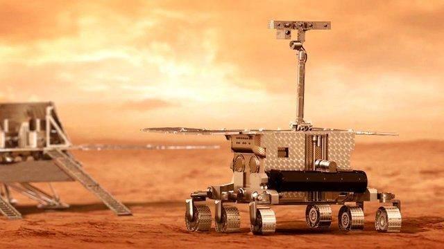 TechnoBlitz.it ExoMars Rover: ecco il prossimo esploratore marziano