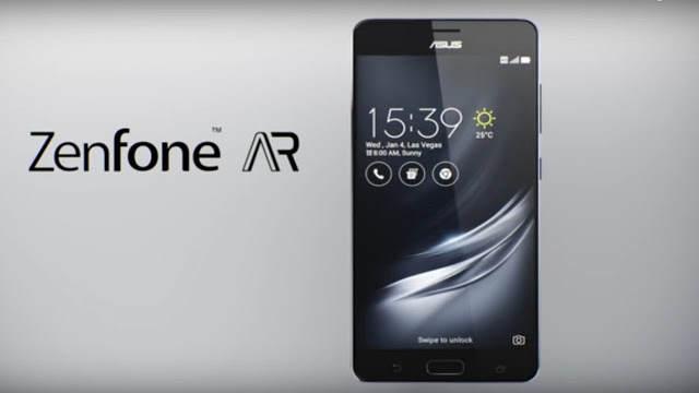 TechnoBlitz.it ASUS ZenFone AR riceve la certificazione FCC