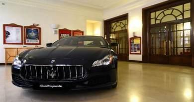 TechnoBlitz.it Maserati in Partnership col Teatro Auditorium Manzoni di Bologna