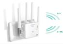 TechnoBlitz.it Recensione Aukey WF-R8 Ripetitore WiFi Dual Band