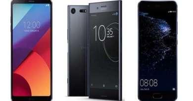 TechnoBlitz.it MWC 2017: LG G6 vs Sony Xperia XZ Premium vs Huawei P10