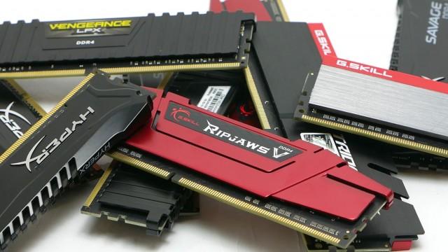 TechnoBlitz.it Le RAM DDR4 diventeranno sempre più costose