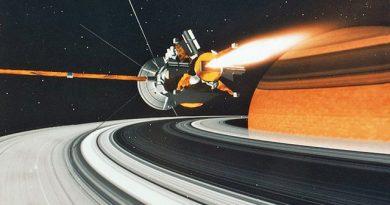 TechnoBlitz.it Cassini: la missione si avvia verso il Gran Finale