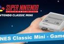 TechnoBlitz.it Nintendo SNES MINI: vecchia generazione di nuova data