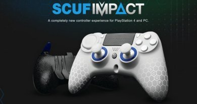 TechnoBlitz.it Ora disponibile il Nuovo Scuf Impact