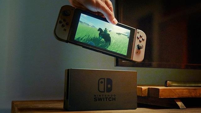 TechnoBlitz.it Nintendo Switch Mini potrebbe essere presto realtà