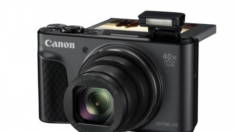 Canon PowerShot SX730HS
