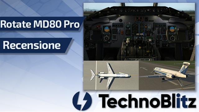 MD-80 Rotate