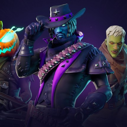 Fortnite: l'evento di Halloween è ora disponibile