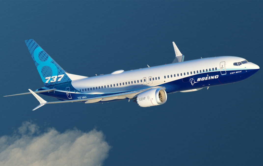 Easa sospende voli Boeing 737 Max-8 e Max-9 dalle 19 - Europa