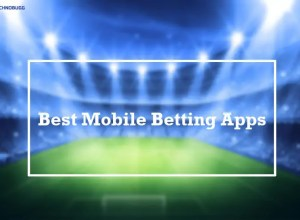 Here are the best mobile betting apps