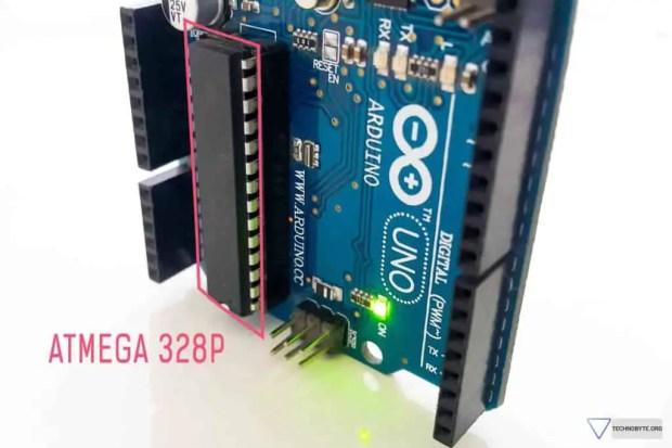 Arduino Uno - ATmega 328P