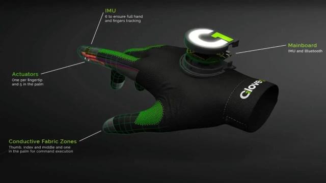 gloveone - virtual eality product