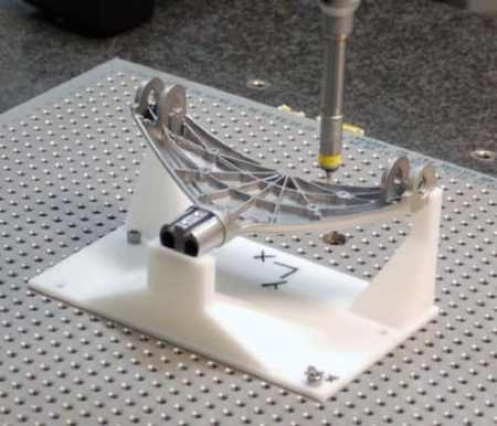 3d printed cmm fixture