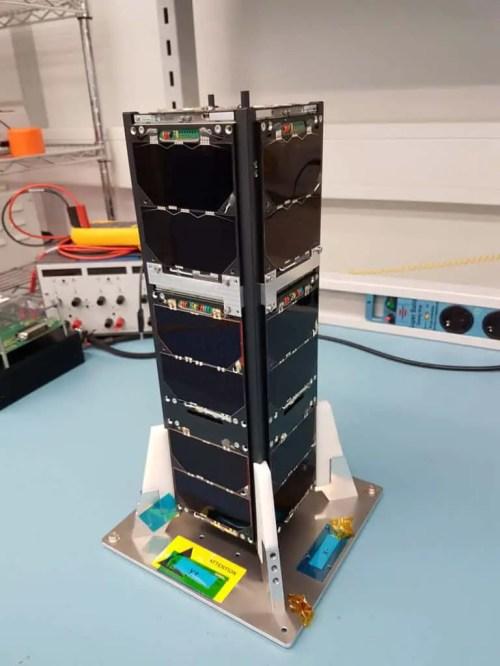 PEASSS - ISRO PSLV-C37 payload