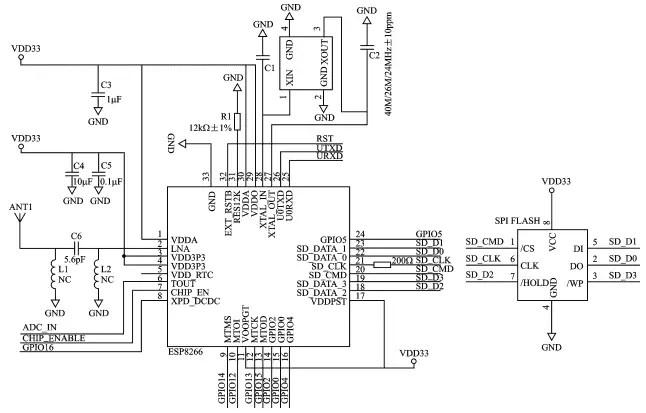 Interfacing of ESP8266 with Arduino Uno
