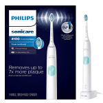 Philips Sonicare 4100 Protective Electric Toothbrush - White