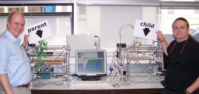 open source universal fabricator