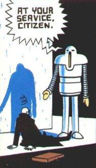 mister x robot
