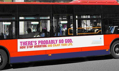 atheist bus slogan