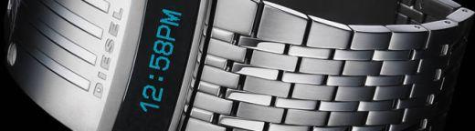 faffa8bde606 Diesel lanza relojes con pantalla OLED