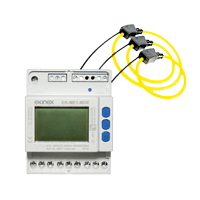 Kit 70 with network analyser and Rogowski coils