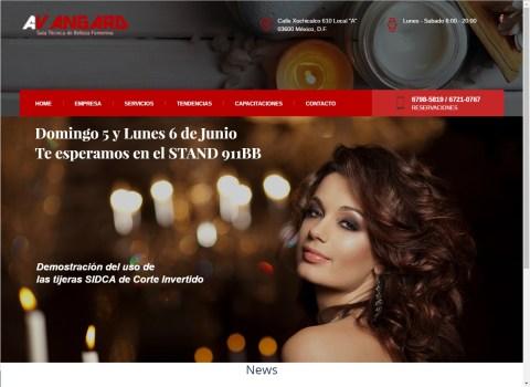 www.avangardestilismo.mx