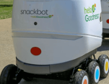 PepsiCo's Robot for College Students – Snackbot