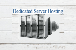 Dedicated Server Hosting and Benefits